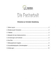 thumbnail of Facharbeitsreader-Jan-2011