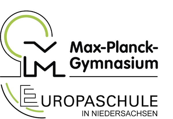 Logo Max-Planck-Gymnasium - Europaschule in Niedersachsen