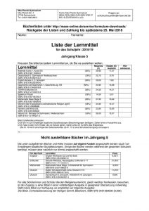 thumbnail of Leihschein Klasse 5-2018-2019