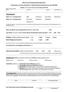 thumbnail of Fachwahl Jg. 11, Sj. 19-20