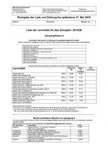 thumbnail of Leihschein Klasse 6-2019_2020
