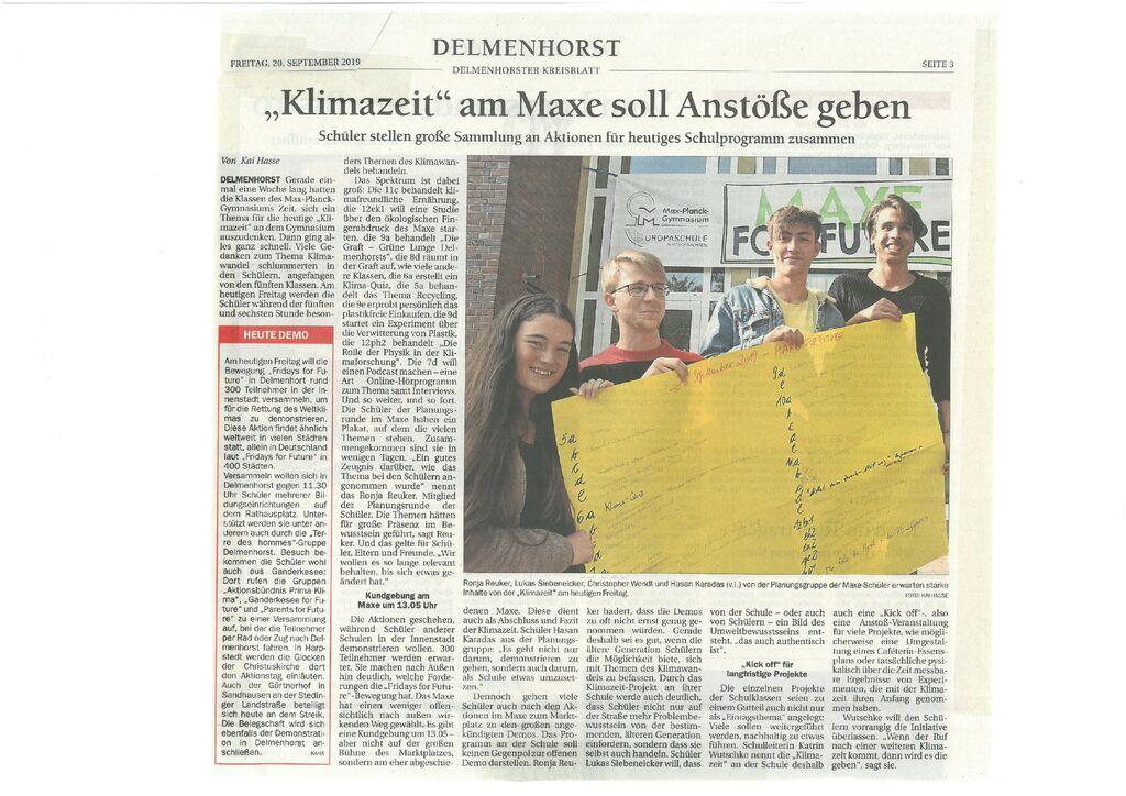 thumbnail of 2019-09-20 DK Klimazeit